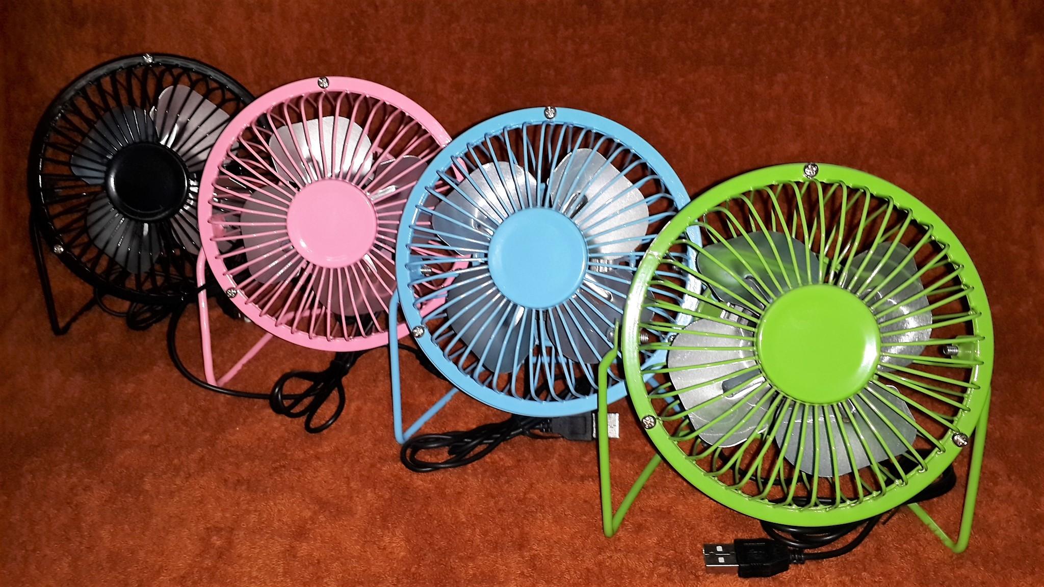 Lvling Kipas Angin Usb Besi Portable Biru Daftar Harga Terlengkap Mini Fan Gagang Jual Bahan Murah Cooling