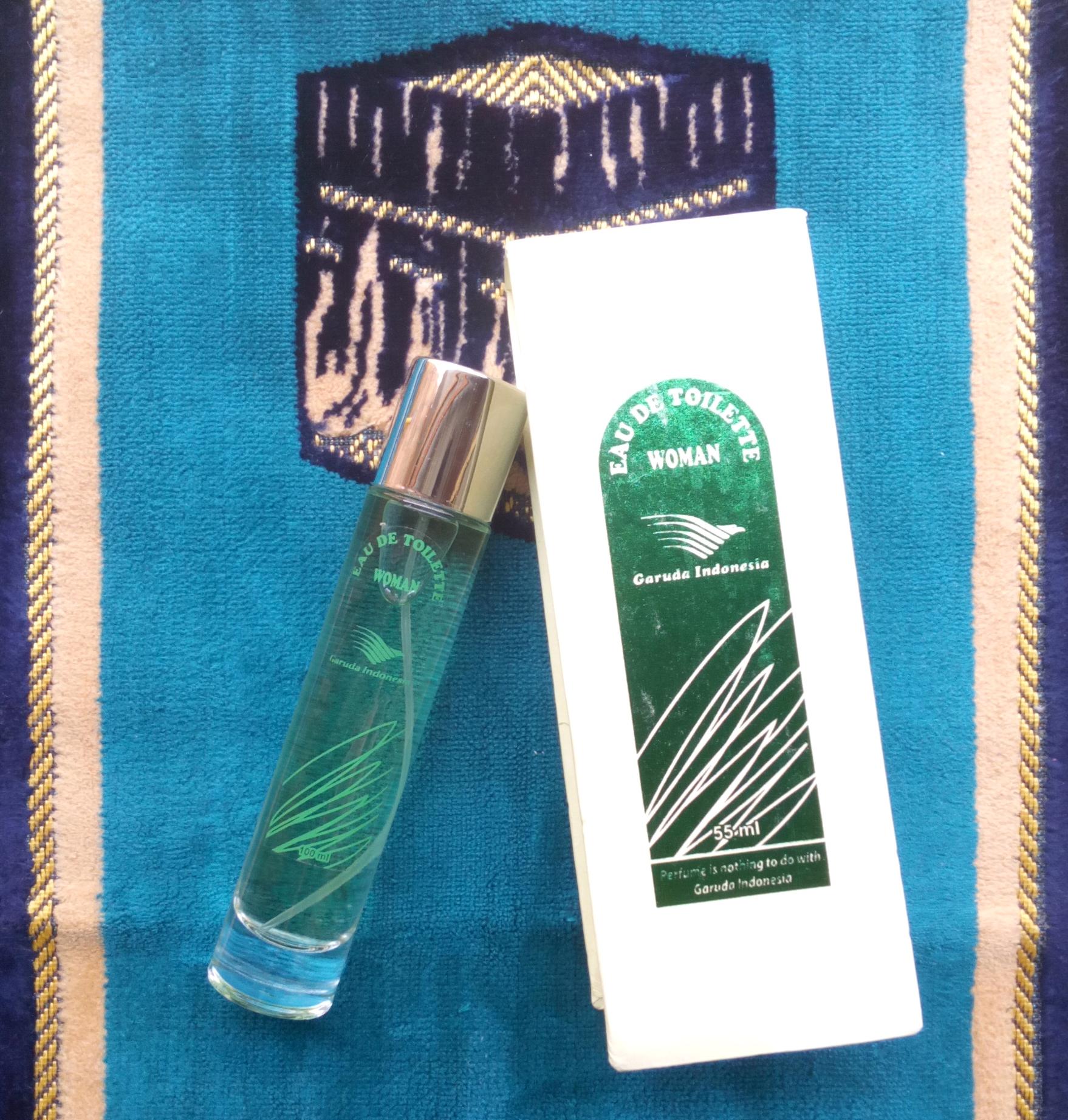 Jual Parfum Halal Garuda 55ml Elmina Gallery Di Tokopedia