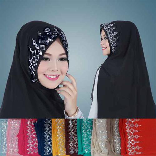 Khimar Syar'i Diamond Ratu