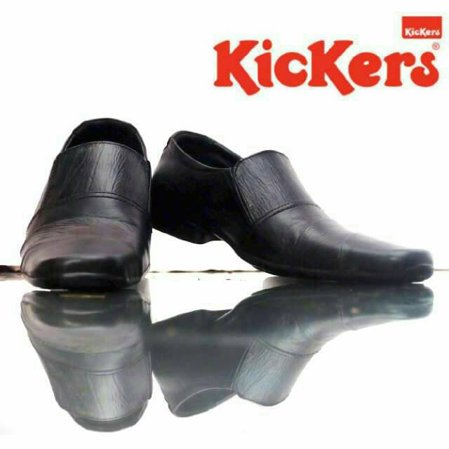 sepatu pantofel kerja kickers rexy