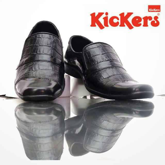 sepatu pantofel kerja kickers richard