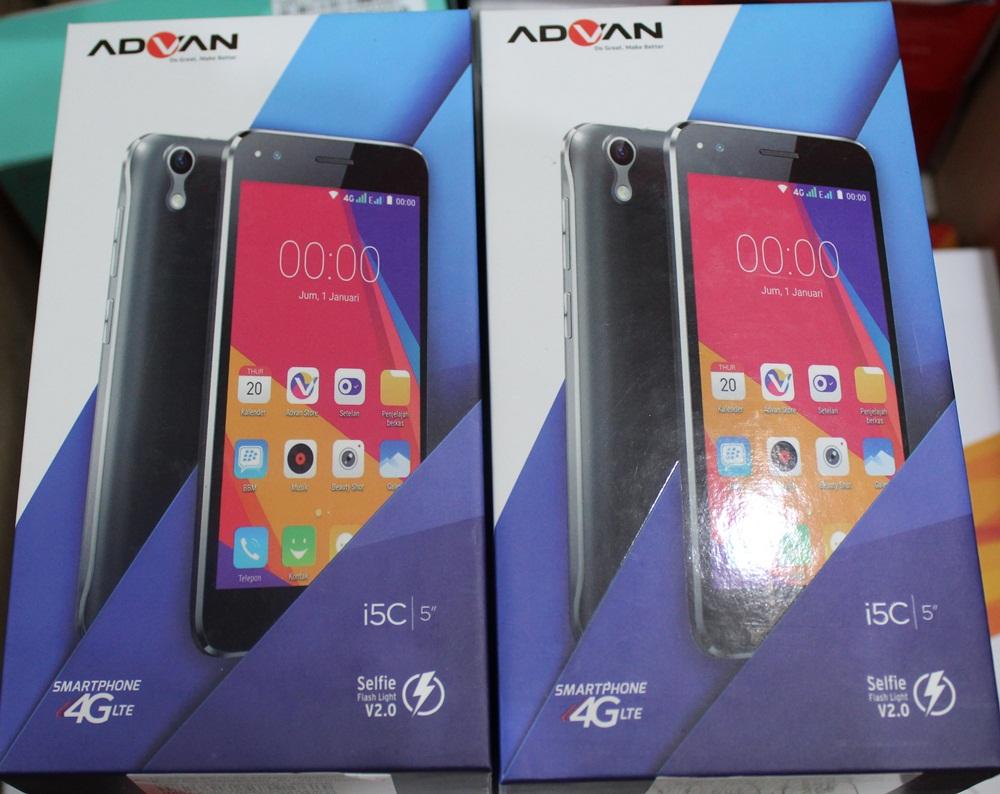 Jual Murah Hp Advan Android Jaringan 4g Lte Ram 1