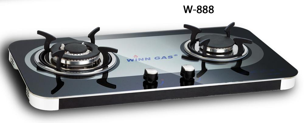 Jual Kompor Gas 2 Tungku Winn W 888 Tanam Solid Tokopedia