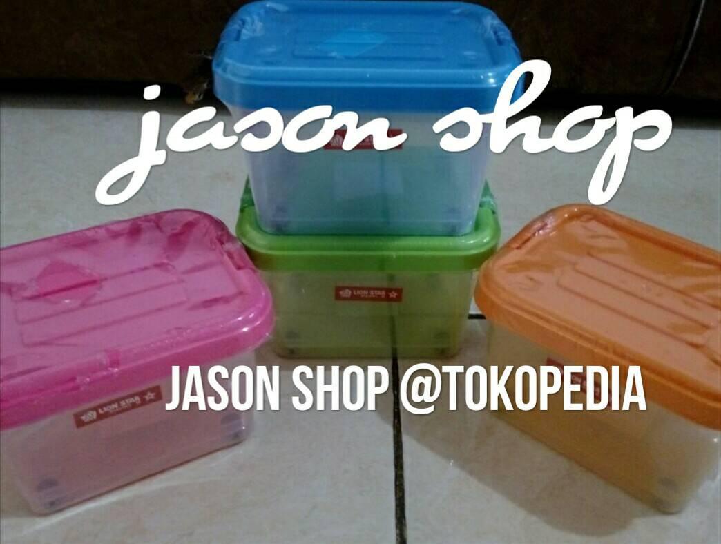 Jual Kontainer Kecil Mini Container Jx 8 Lion Star 01 Box Starbox Telkom Jason Kids N Baby Shop Tokopedia