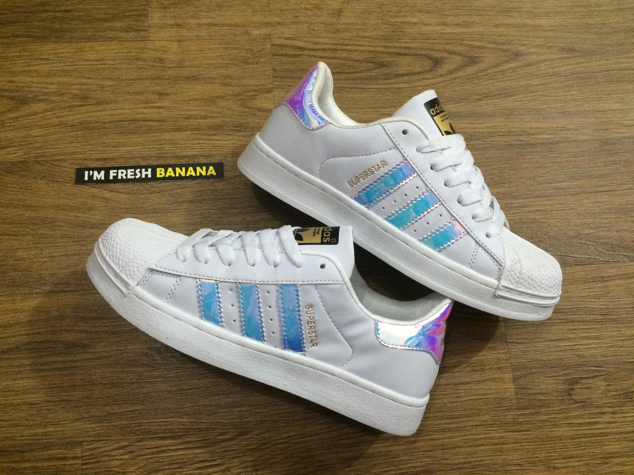 ... norway sepatu adidas superstar hologram import jual sepatu adidas  superstar supercolor full white hologram iridescent yyudistira 4001a534dd