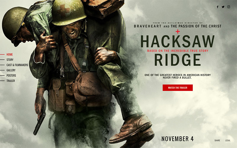 Jual Movie 2017 Hacksaw Ridge Online Free Movie Full