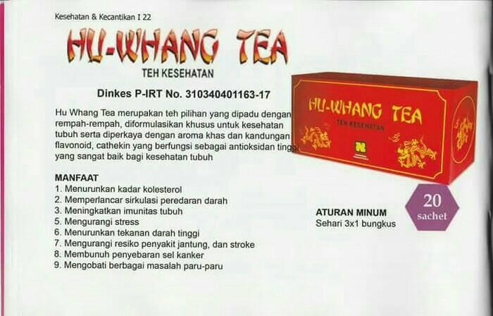 Hasil gambar untuk hu whang tea