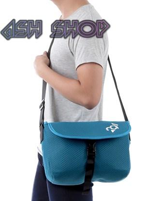 Jual Tas Selempang Sekolah Kerja - Messenger Bag AS-01 - Ash_Shop   Tokopedia