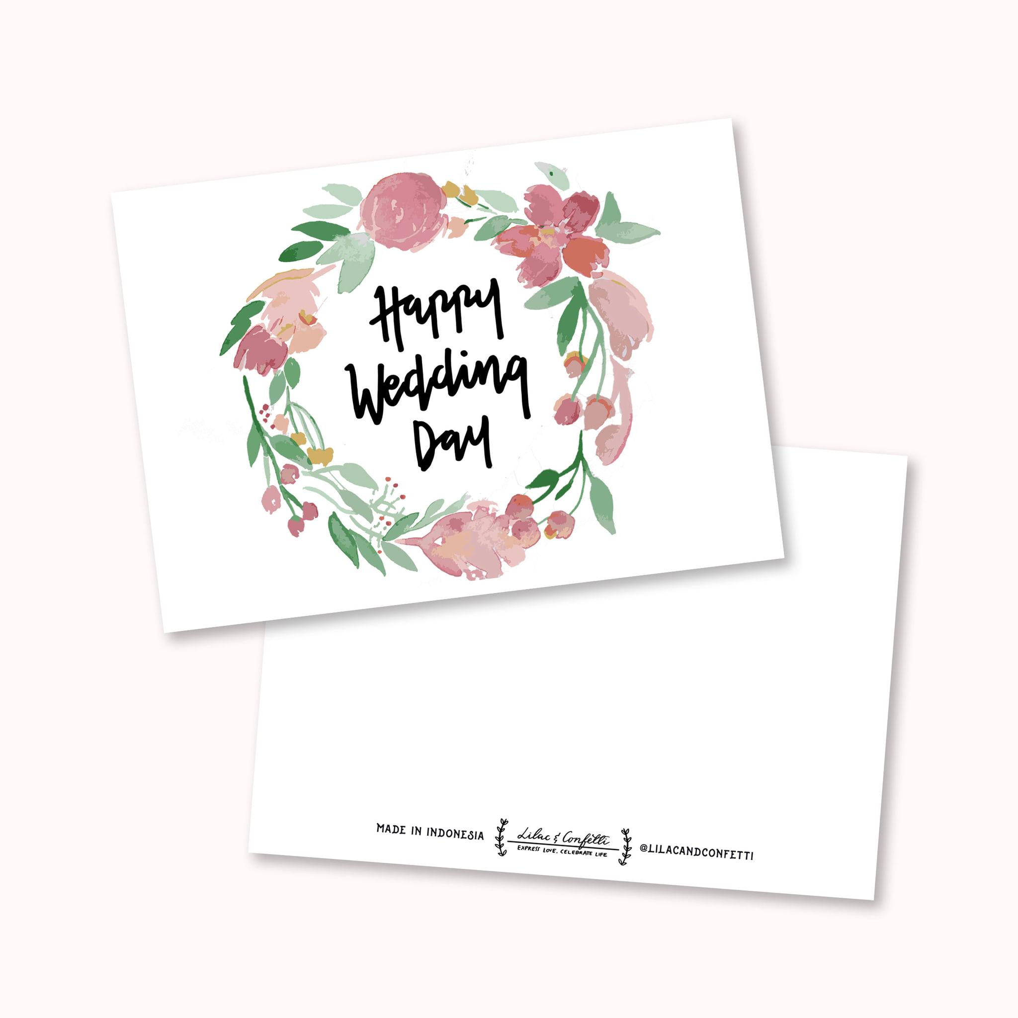 Jual confetti wedding