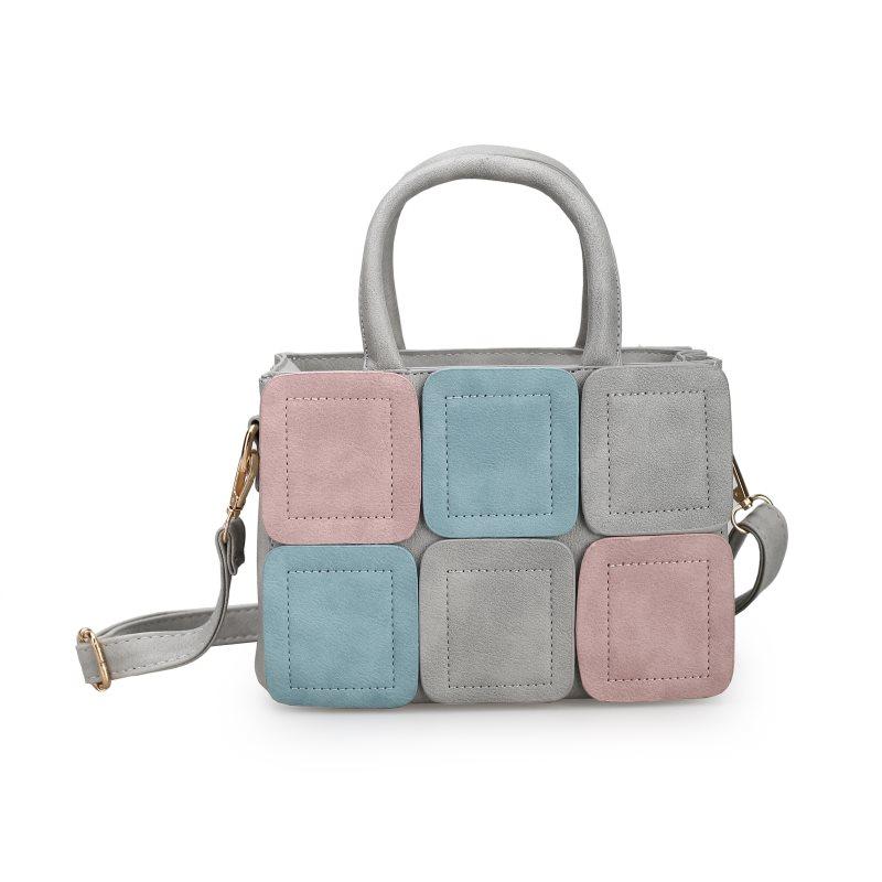 Jual Tas Wanita Import Cantik Murah Grey Hand Bag Selempang ... c890c3a065