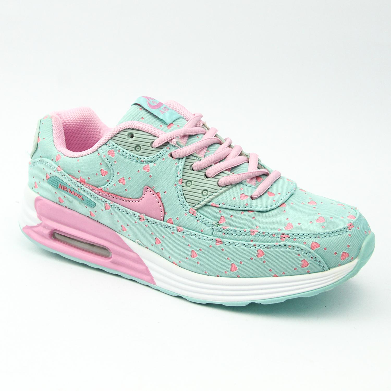 Sepatu Lari Wanita Running Gym Training Sport Nike Max Grade Ori ... 163591e6c3