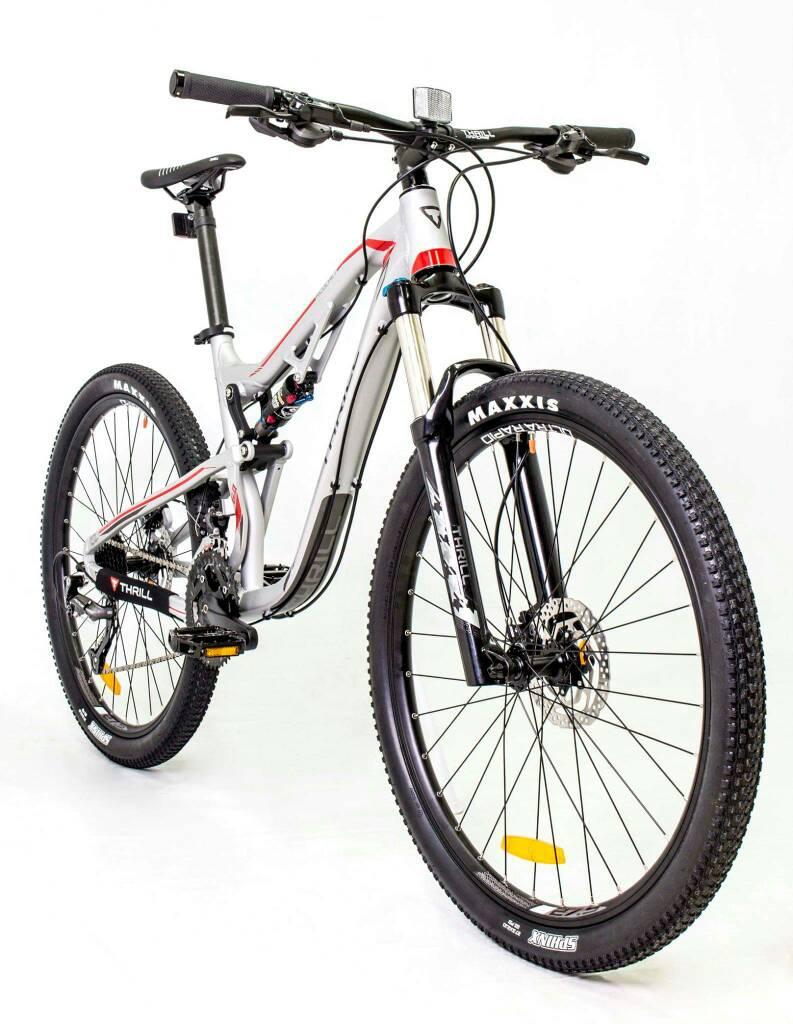 Jual Sepeda MTB Thrill Ricochet 6.0 imans renkaz Tokopedia