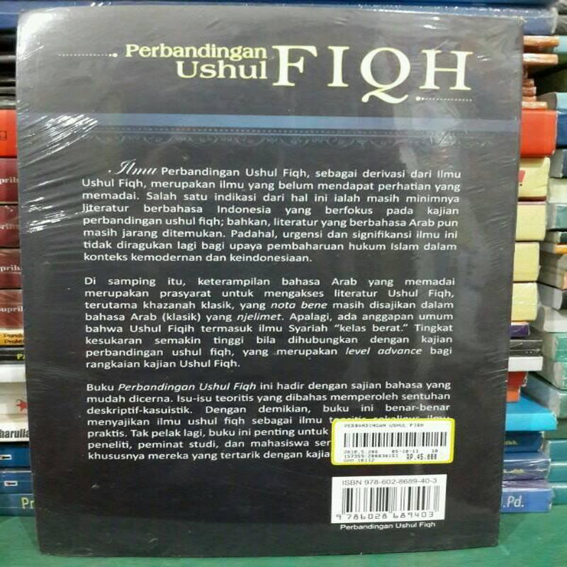 Ushul indonesia bahasa ebook fiqh