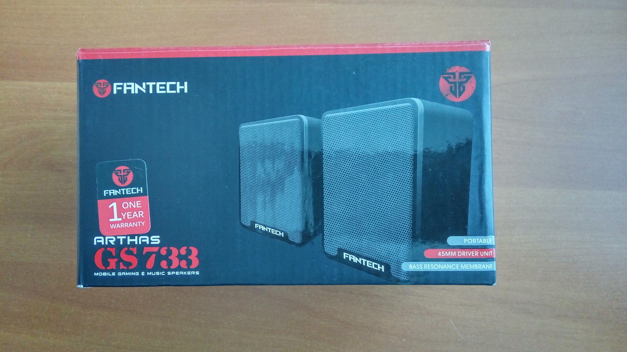 Jual Fantech Arthas GS - 733 ...