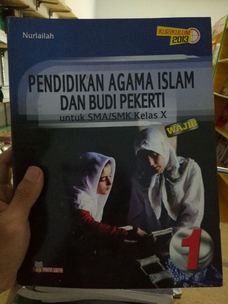 Sma x kelas agama ebook islam