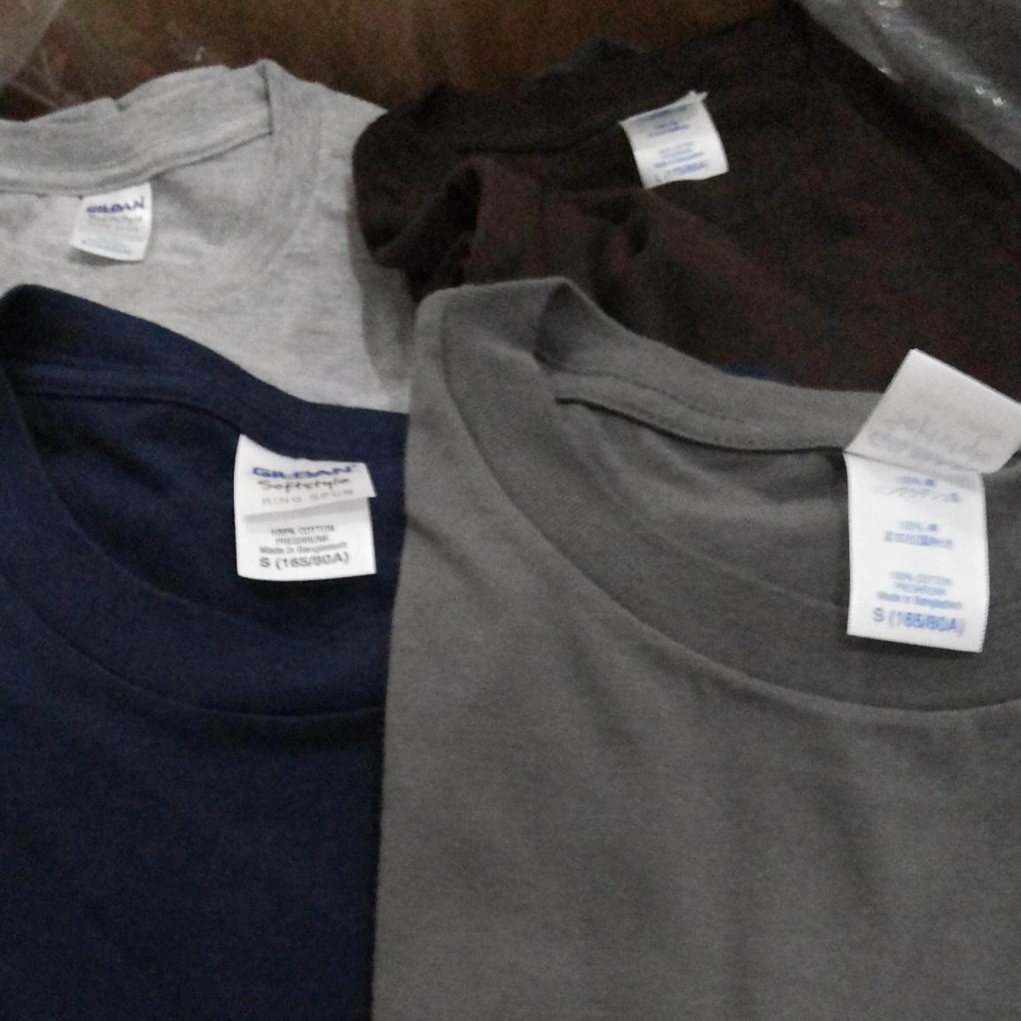 Gildan Softstyle 63000 Kaos Polos Original Sapphire Page 2 Source · Jual kaos polos gildan softstyle