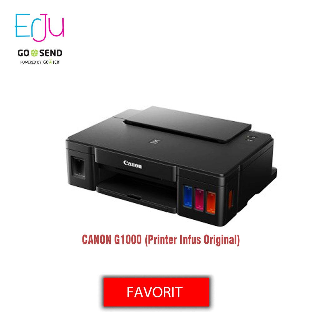 Jual CANON G1000 Printer Tinta Infus Original