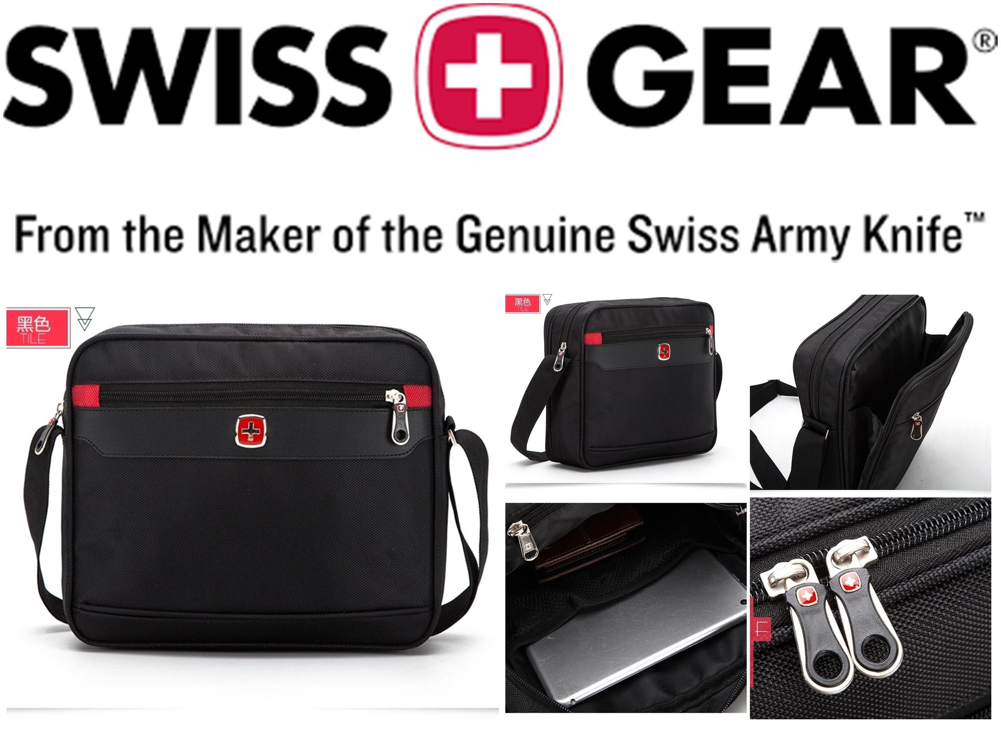 Jual Tas Selempang Pria Army Swiss Gear Import Mantap Grosir Slempang T1 Springhappiness Tokopedia