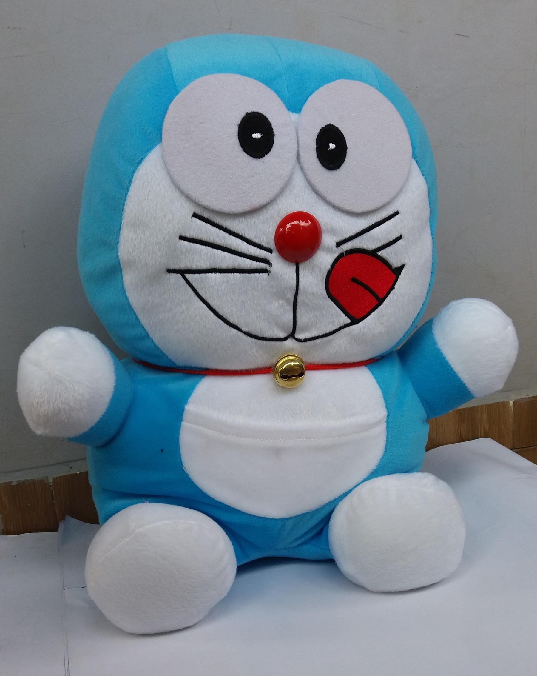 Jual Boneka Doraemon Ukuran Sedang Toko Aisyah Nurul Tokopedia Maainan Doraemoon Kyutt