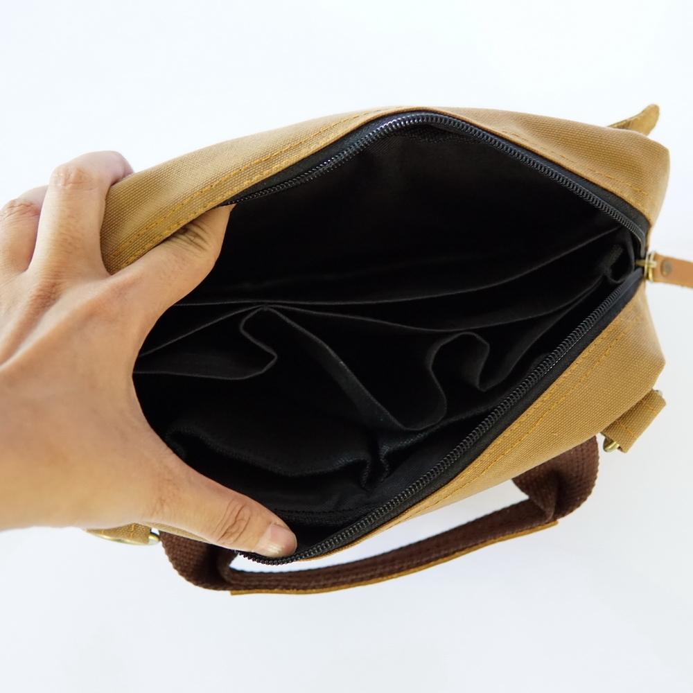 Sling bag tokopedia -  Firefly Finlay Khaki Dopp Kit Sling Bag Pouch