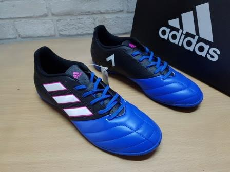promo code bab3b c604b Adidas Ace 17.4 Blue agateassociates.co.uk