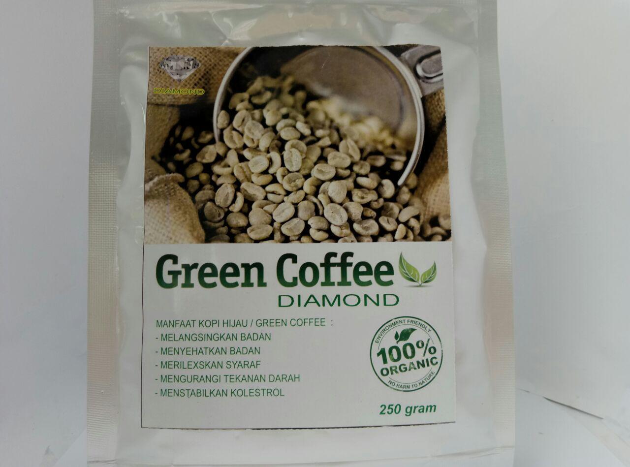 Jual Kopi Hijau Untuk Diet Alami Dan Aman Green Coffee Extract Ekstrak Pelangsing Original Bean Ceria Jaya Pati Tokopedia