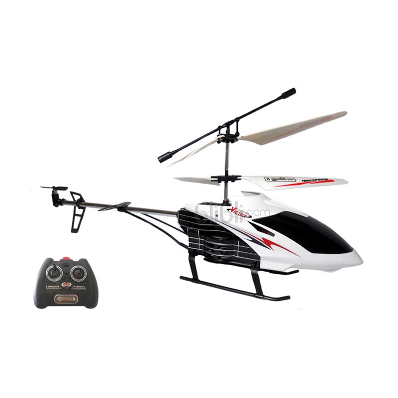 Jual Mainan Helicopter Remote: Jual RC HELICOPTER 3.5 CHANNEL GYOSHO G500
