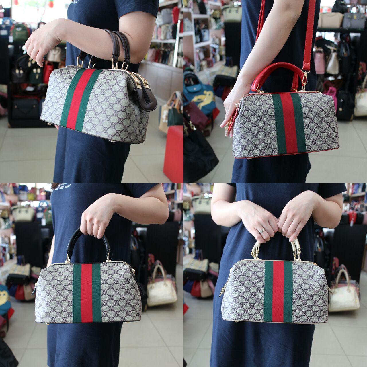 Jual Gucci Doctor Bag 156 Semi Premium Bahan Kulit Julies Tas cddf0366ef