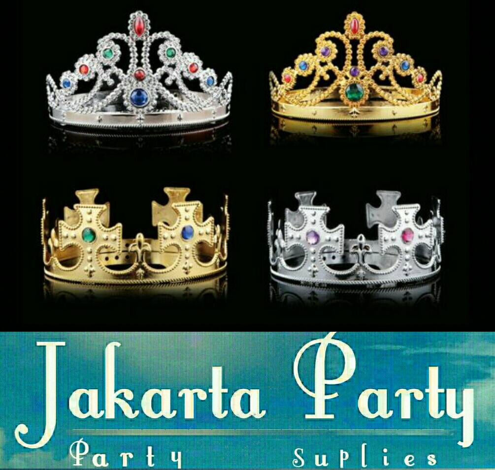 king And Queen Crown Mahkota Raja Dan Ratu Mahkota Ultah thumbnail