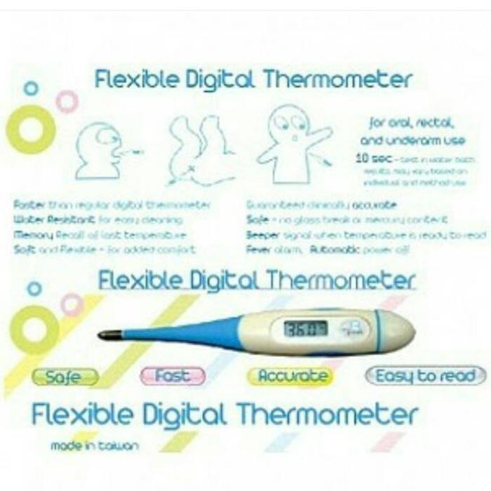 Thermometer Elastic Digital Termometer Flexible Elastis Harga Source Kelebihan Thermometer Elastic Digital Termometer .