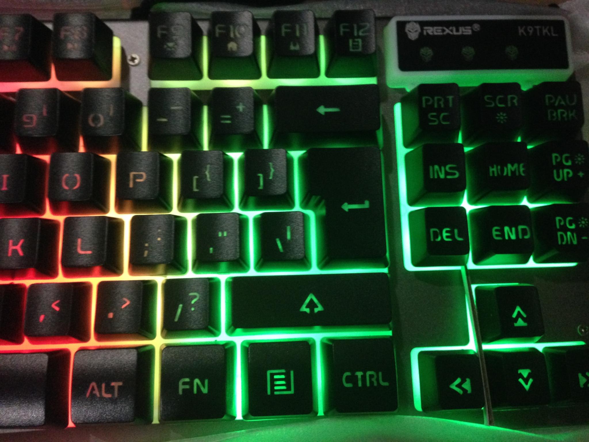 Daftar Harga Jual Keyboard Gaming Rexus K9tkl K9 Tkl Di Lapak Battlefire Fortress