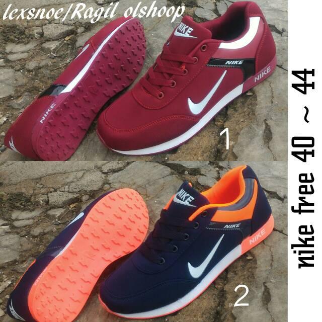 new sepatu nike free running nike neo import