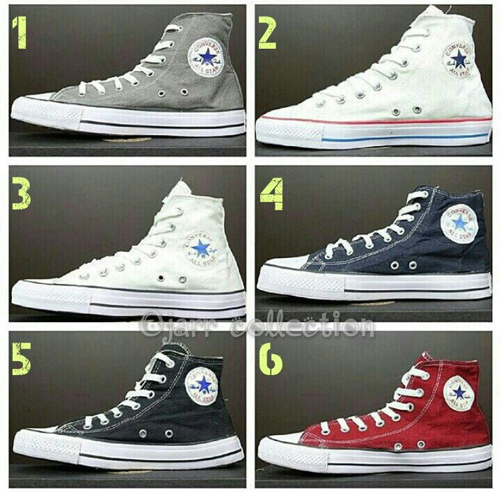 Jual Sepatu Converse All Star High Grade Ori - Miduk Store  b592862dc6