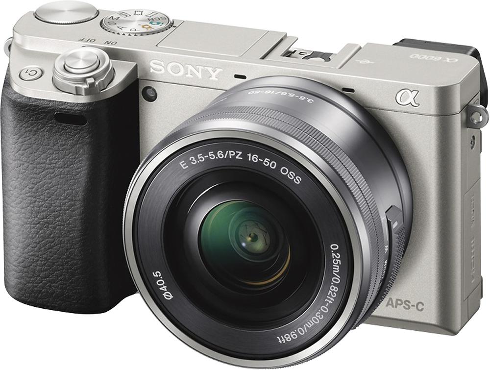 Sony Alpha A6000 Kit 16-50mm White