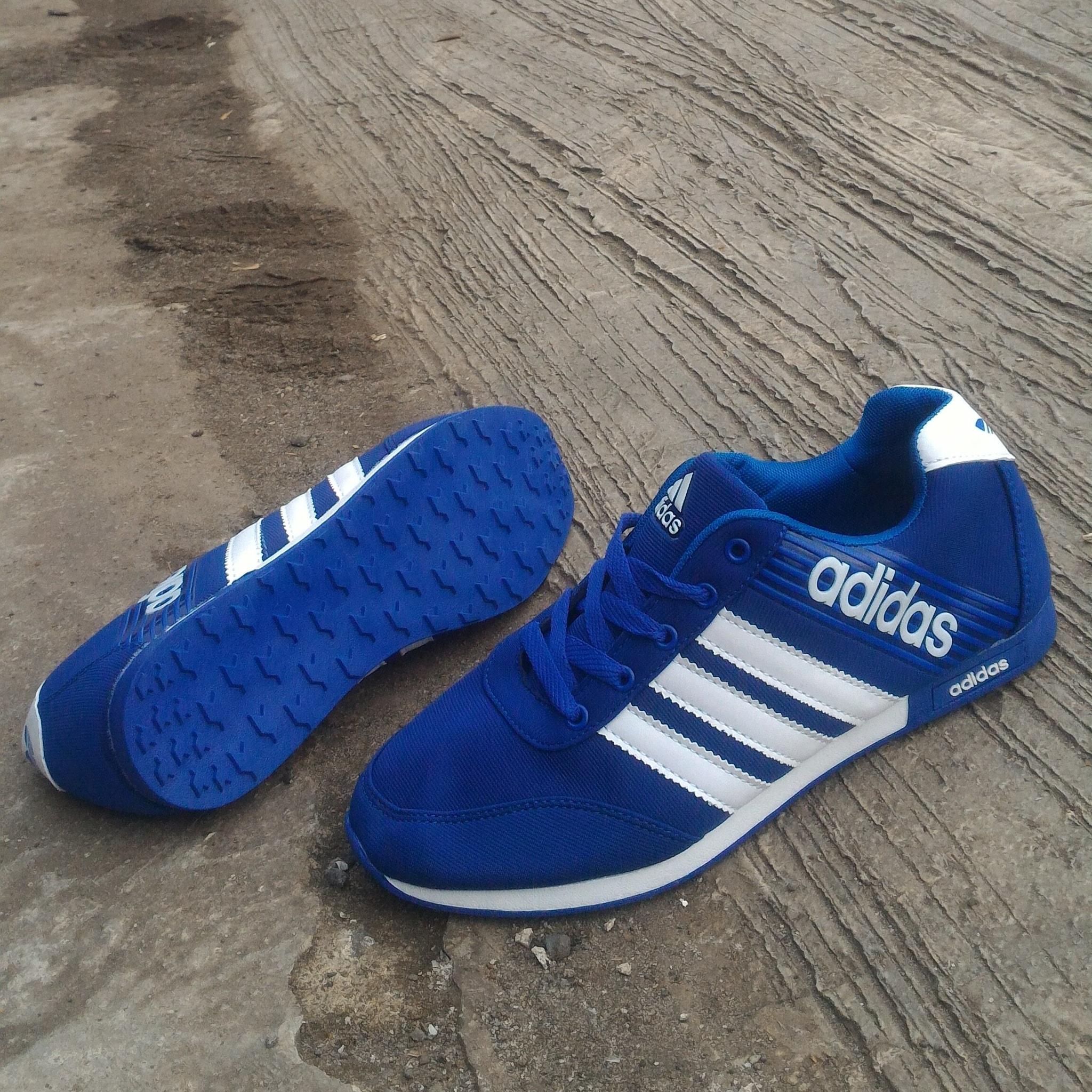 sepatu adidas neo star sepatu casual pria sepatu lari running