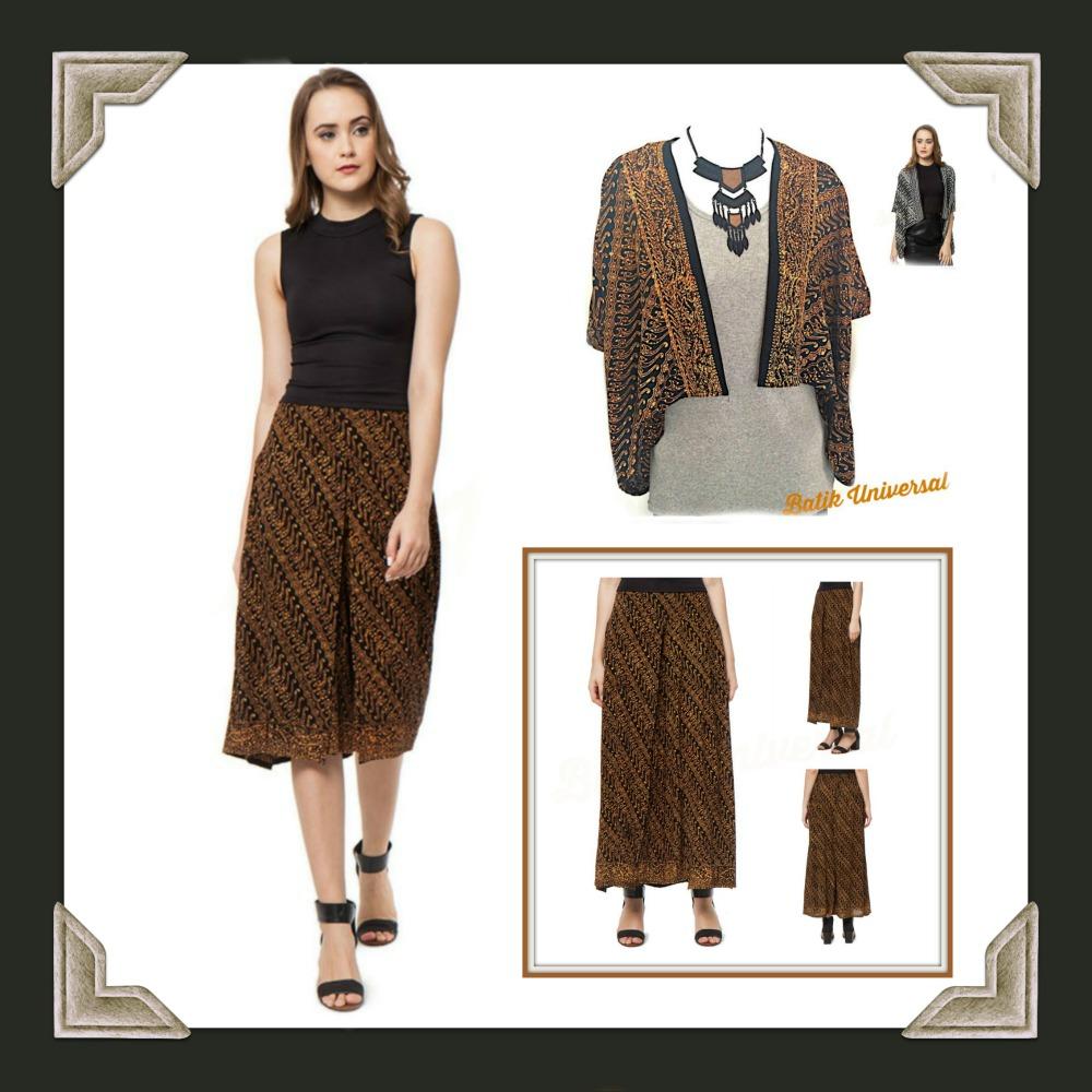 30 Contoh Baju Batik 78 Yang Cocok Untuk Anda Terbaru 2017