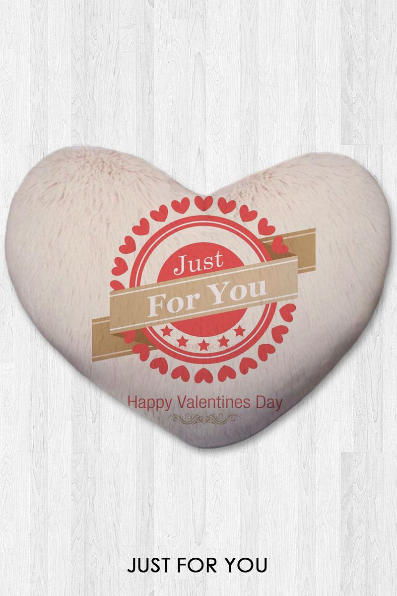 Bantal hati besar / kado valentine - Just For You