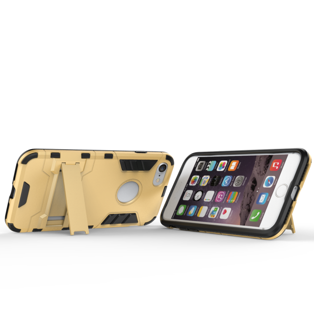 iPhone 6 Plus 5.5 Premium Anti Knock Slim Hybrid Rugged Armor Case