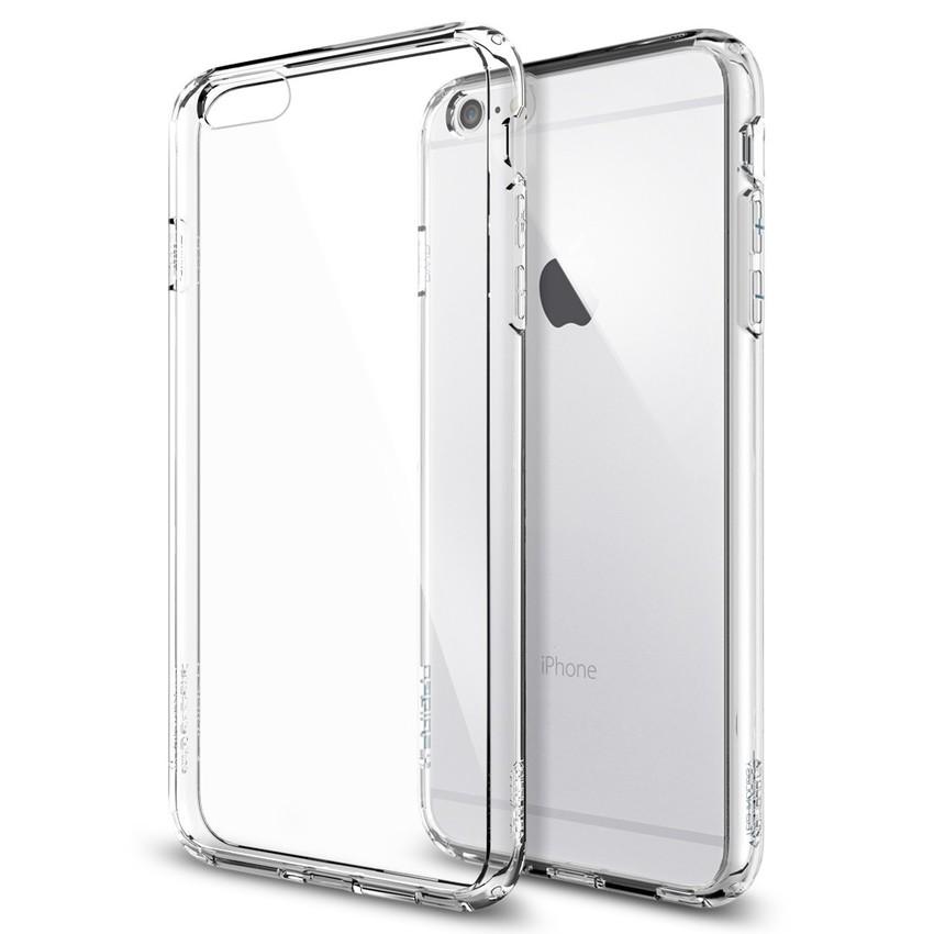 Spigen iPhone 6 Plus - 6S Plus Case Ultra Hybrid - Clear Crystal