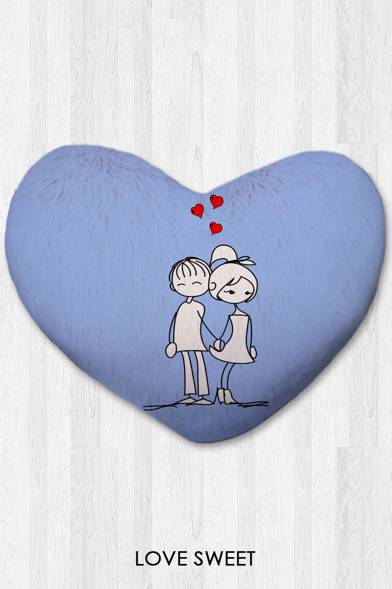Bantal hati besar / kado valentine - Love Sweet