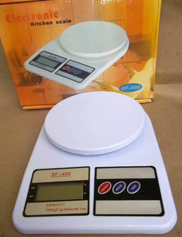 Timbangan Dapur Digital Kitchen Scale Sf-400 A226