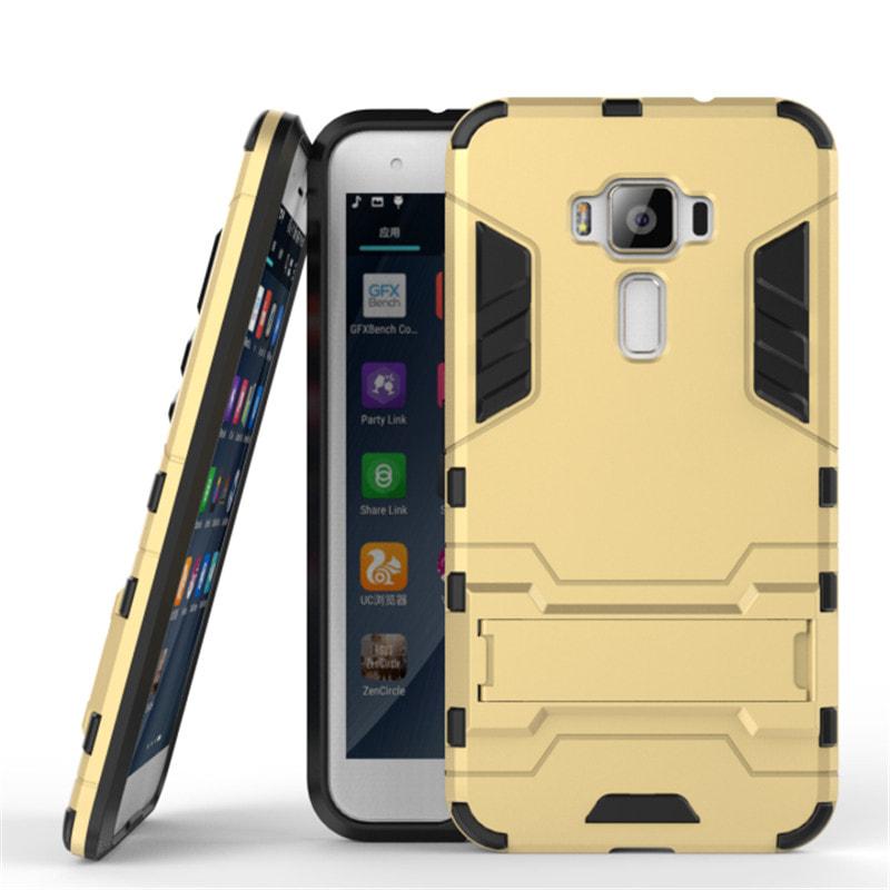 Asus Zenfone 3 ZE520KL 5.2 Anti Knock Slim Hybrid Rugged Armor Case