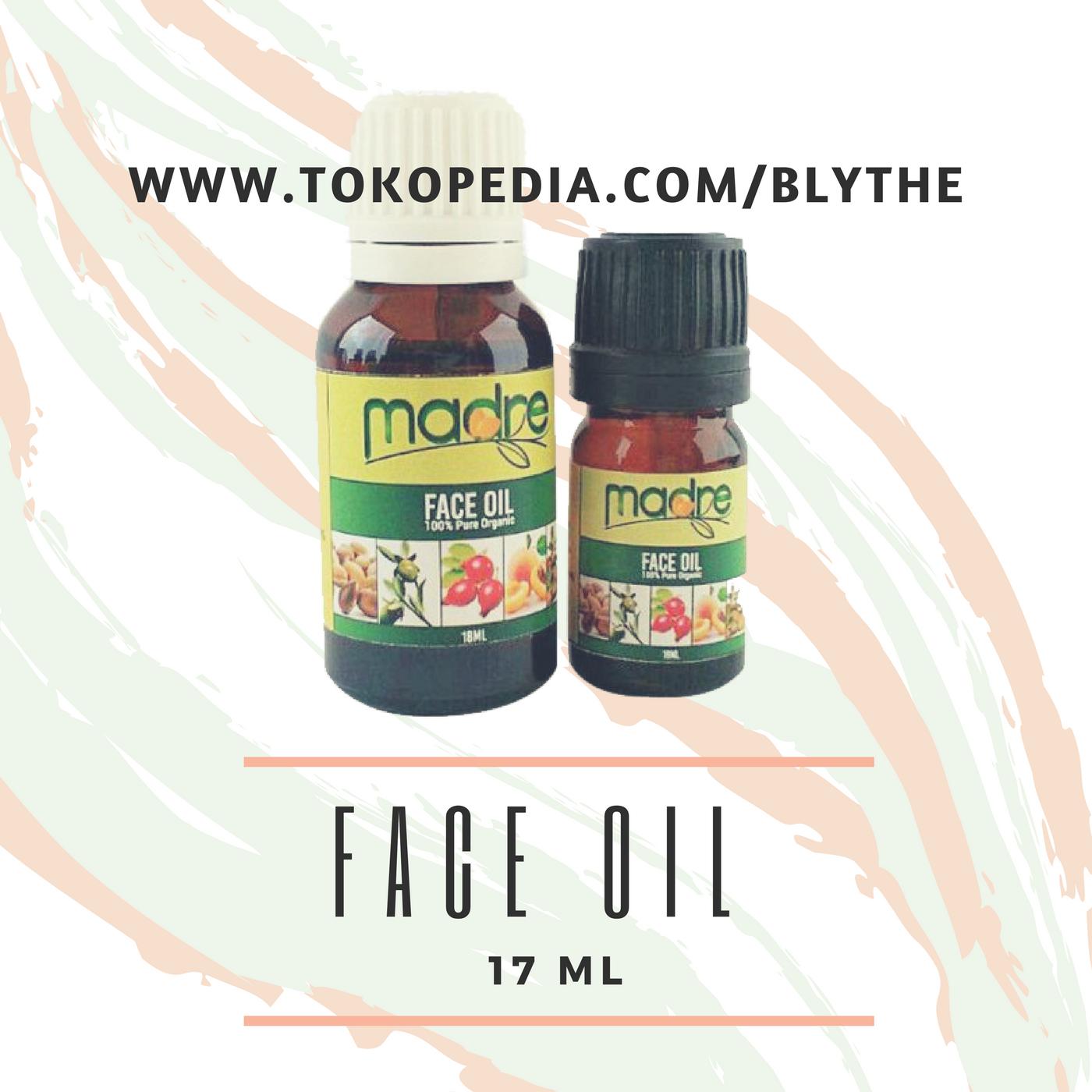 Madre Face Oil Daftar Harga Terbaru Dan Terupdate Indonesia Argan Jual Rosehip Almond Jojoba Apricot