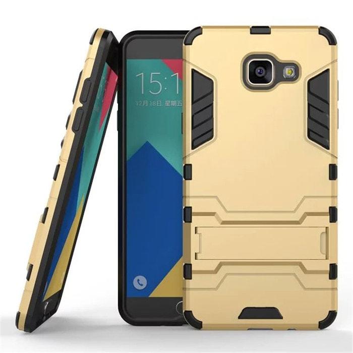 Samsung Galaxy A7 2016 Anti Knock Slim Hybrid Rugged Armor Case