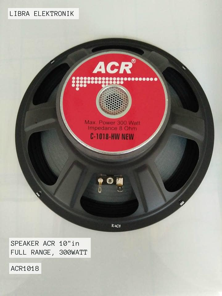 harga Speaker Acr 10