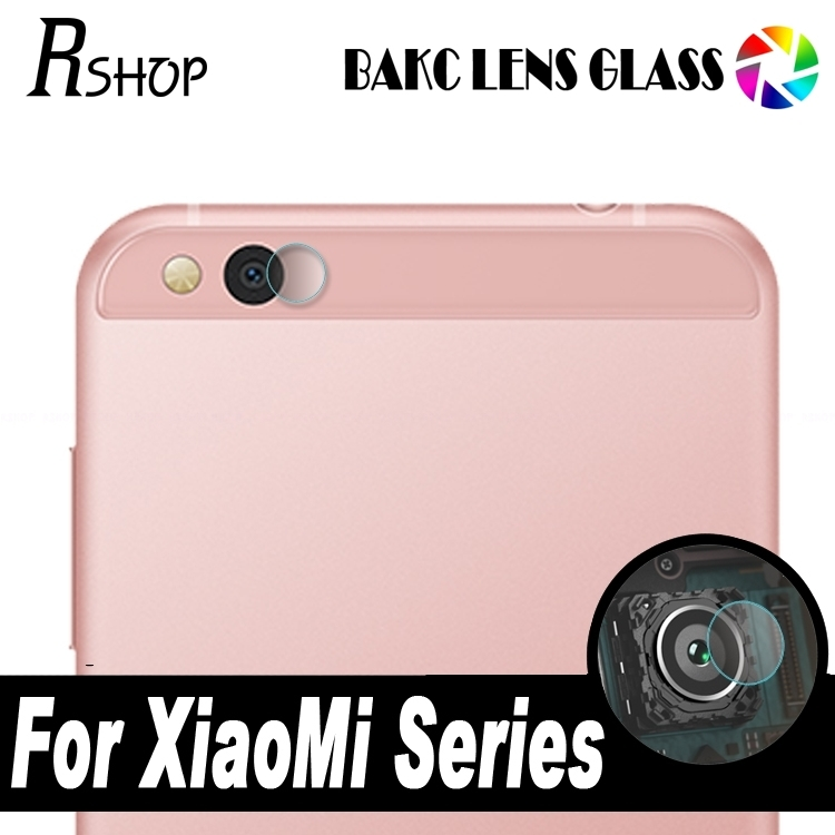Xiaomi Mi Max Camera Tempered Glass Lens Protector - Clear