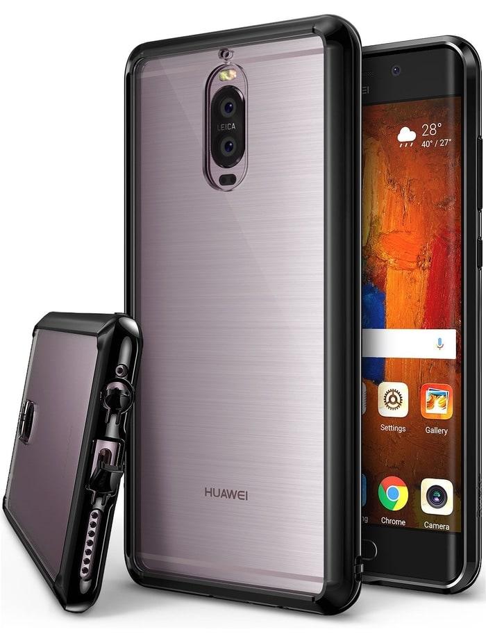 Rearth Ringke Huawei Mate 9 Pro Case Fusion - Ink Black
