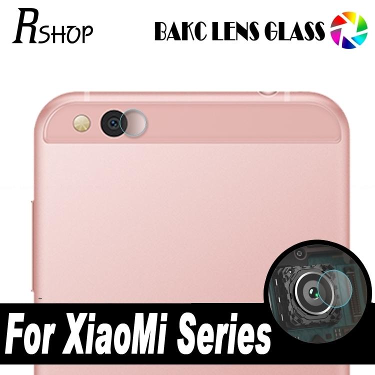 Xiaomi Mi Max 2 Camera Tempered Glass Lens Protector - Clear