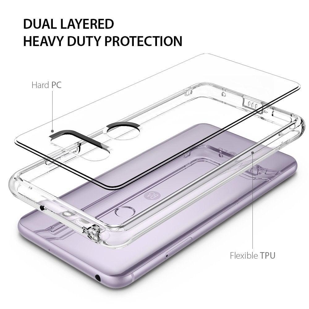 Ringke LG V30 Case Fusion - Clear