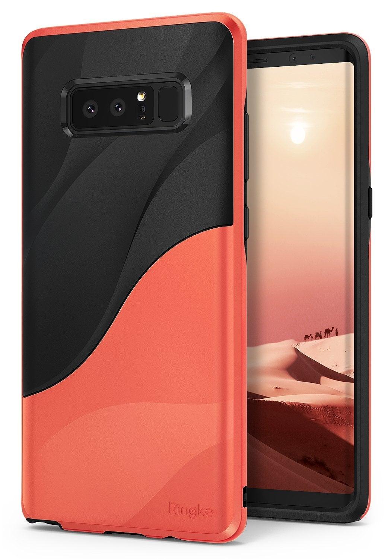 Ringke Galaxy Note 8 Case Wave - Radical Orange
